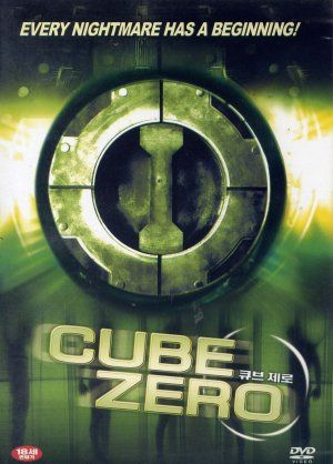 Cube Zero Movies That Mess With Your Head Pinterest Movies