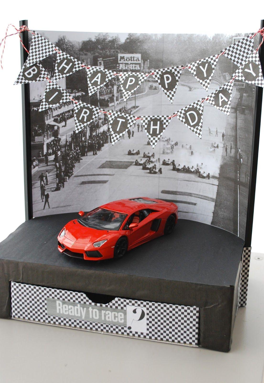 Valentinstag geschenk mann auto