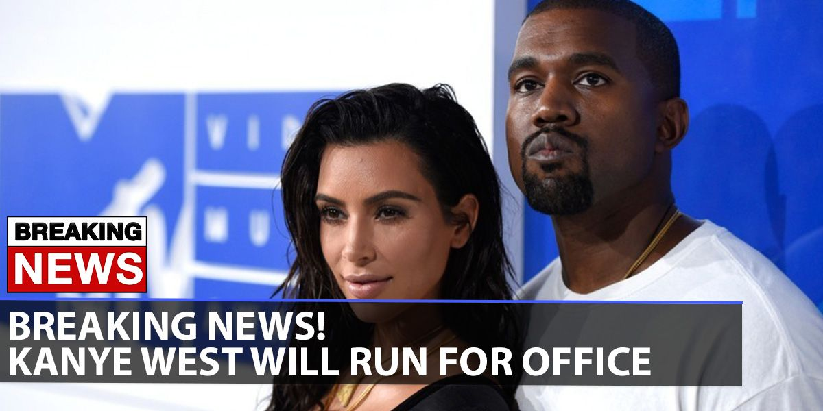 Kanye West On Running For Us Presidency In 2024 Celebrity Scandal Celebrity News Kanye West