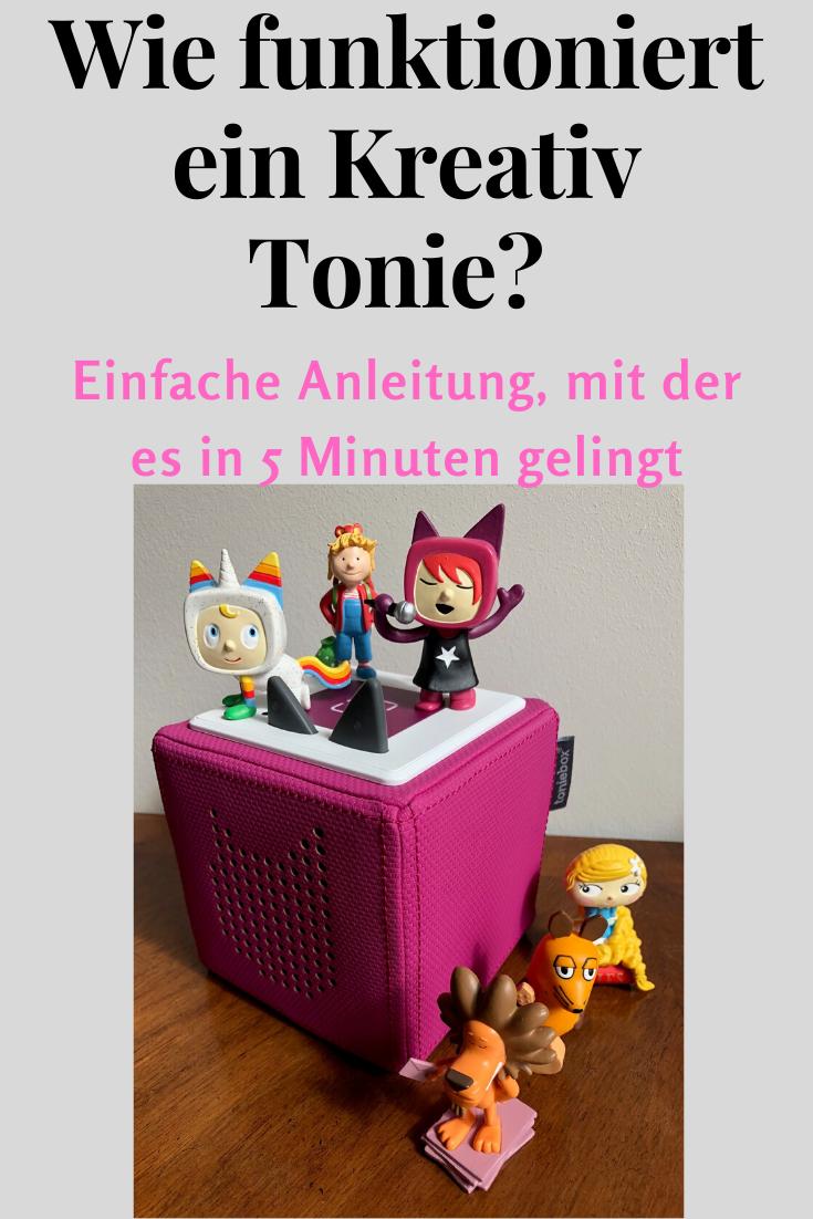 wie funktioniert toniebox
