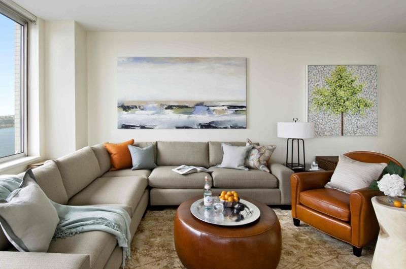 27 Comfortable And Cozy Living Room Designs