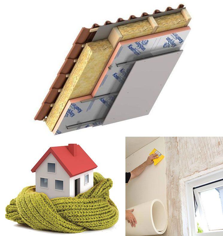 اسعار العازل الحراري للمباني وافضل طرق العزل الحراري Thermal Insulation Building A House Insulation