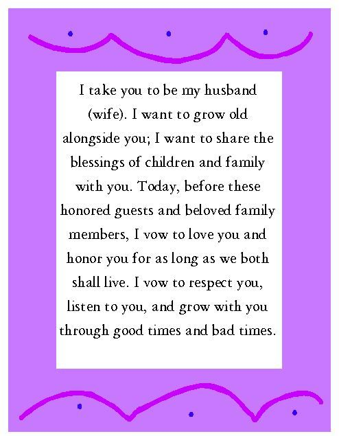 Funny Wedding Vows Funny Wedding Vows Wedding Vows Wedding Speech