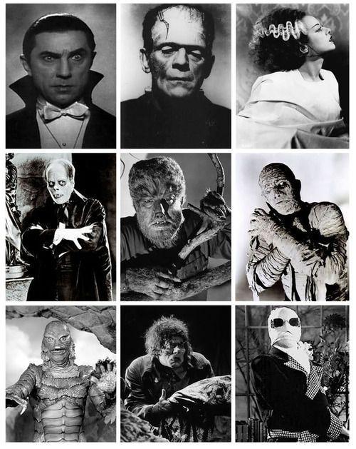 Gothic Horror: Dracula, Frankenstein, Phantom of the Opera