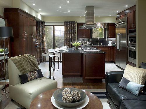 Loft Candice Olson Classic Kitchen Design Kitchen Sitting