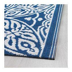 Ikea Sommar 2016 Teppich Flach Gewebt Wasser Abweisend