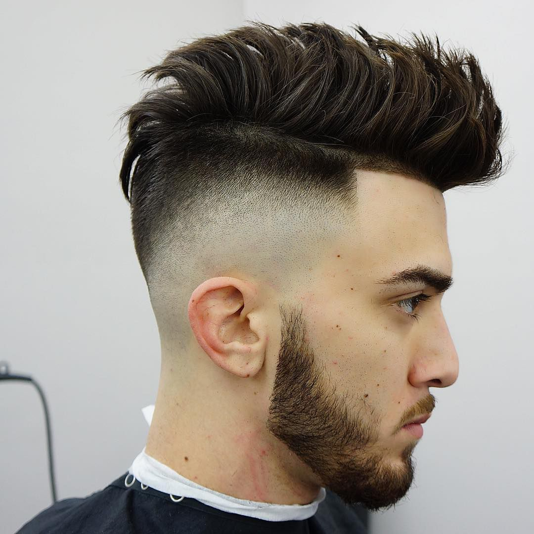 Men S Short Haircuts Curly Hair Pictures Of Mens Short Haircuts Men S Short Haircuts Thin Hair Men S Sh Drop Fade Haircut Types Of Fade Haircut Fade Haircut