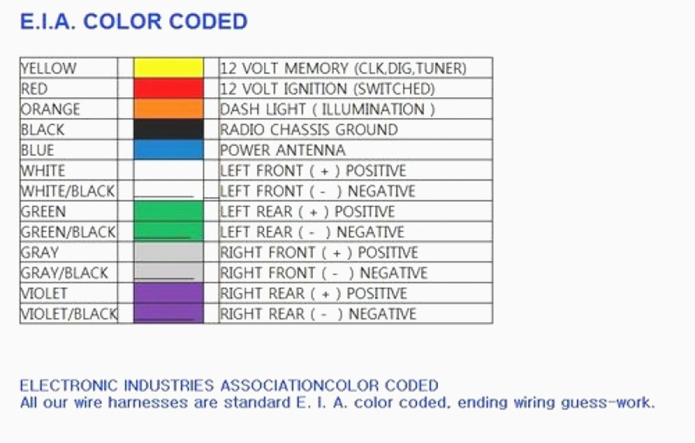 References Of Car Wiring Harness Diagram Samples Pioneer
