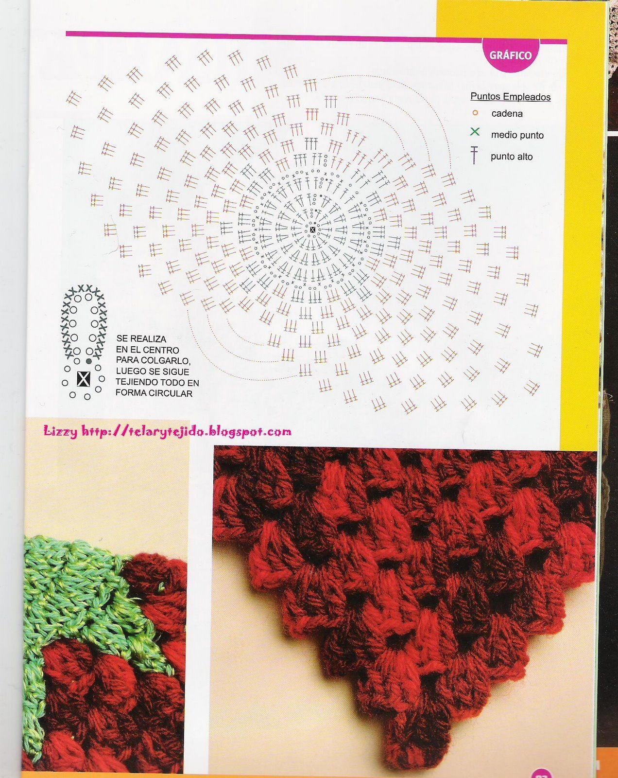 Frutilla+1.JPG] | passion crochet....<3............ | Pinterest ...