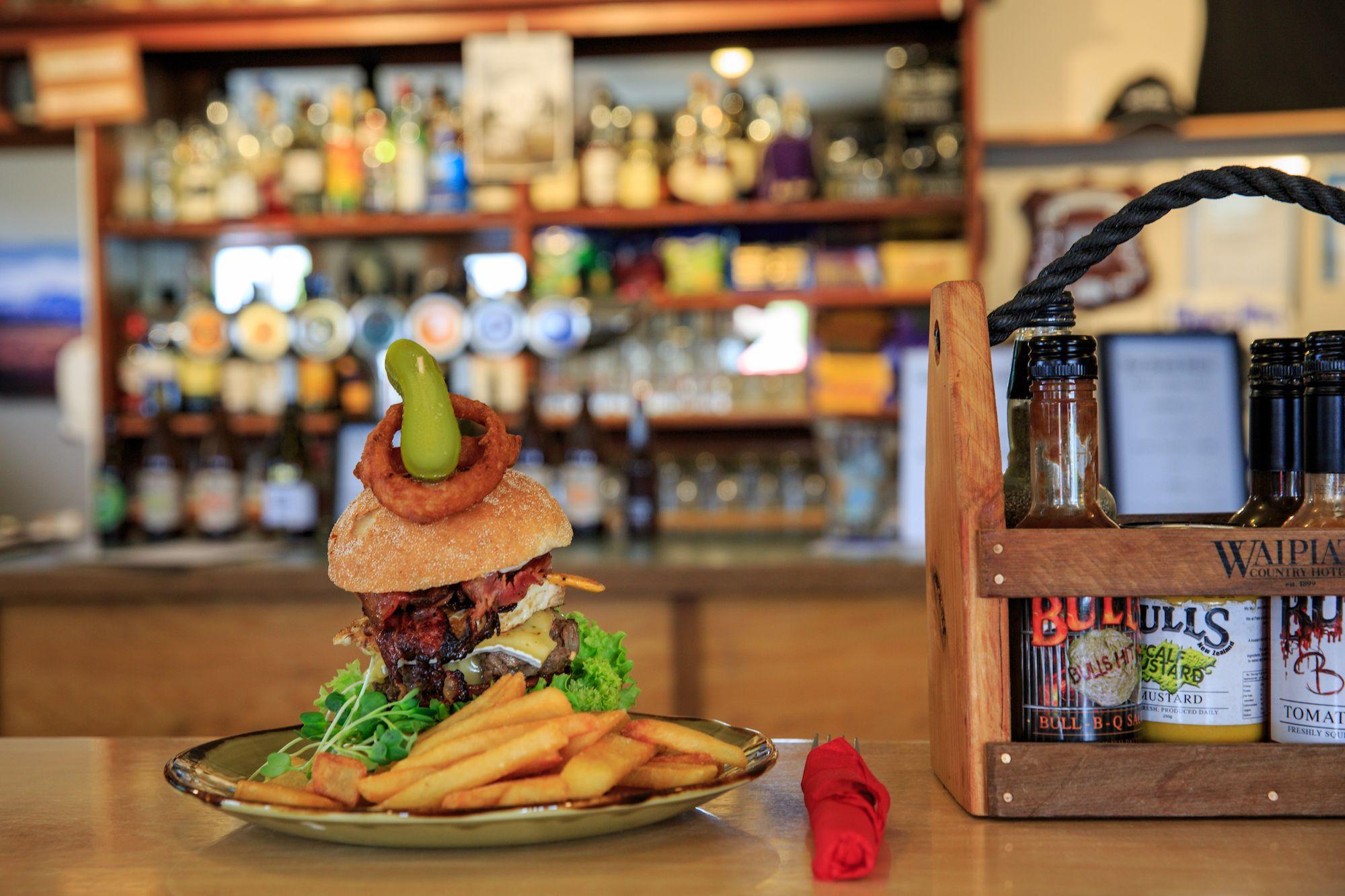 winter new zealand | burger | Pinterest