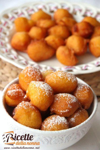 Frittelle di zucca ricetta italian recipes ricette for Ricette dessert