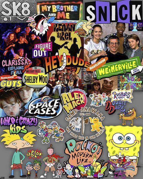 Nickelodeon Shows : nickelodeon, shows, Retro, Nickelodeon, Shows., Timing, Right, Experience, Spongebob, Ki…, Shows,, Childhood, Memories