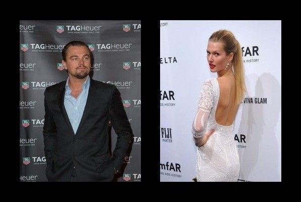 Leonardo DiCaprio dating 2013 paar komt voor de eerste keer na het dateren van lange afstand voor 5 jaar