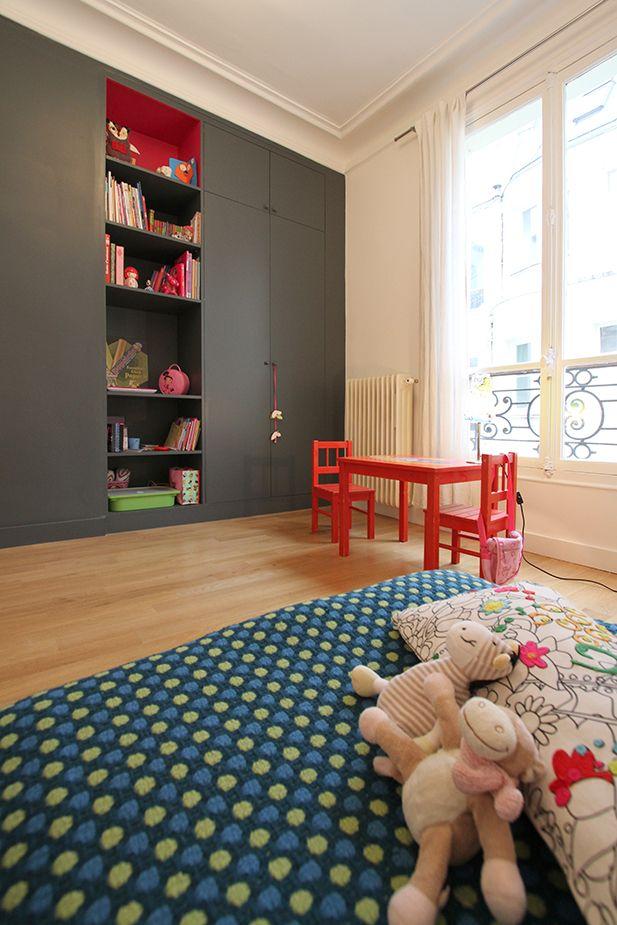 Grands appartements maubeuge 2 haut int rieur placard chambre enfant placard chambre et - Amenagement interieur placard chambre ...