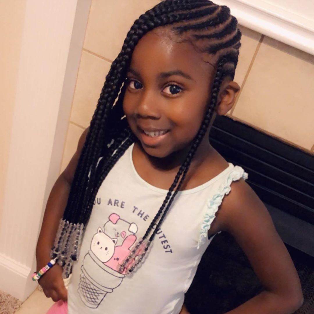Cutest Hairstyles For Little Black Girls Little Girls Hairstyles African American Girls Hairs Kids Hairstyles Lil Black Girl Hairstyles Black Kids Hairstyles