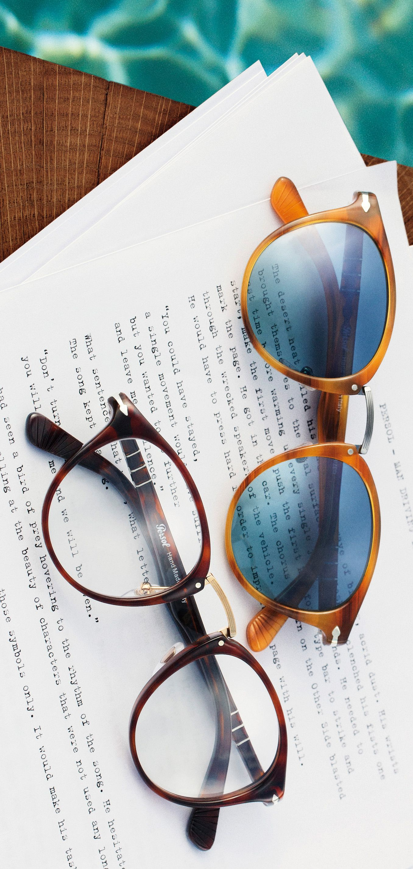 bc720decc4 Typewriter Edition 3107v glasses and 3108s sunglasses  https   www.eyewearthese.com