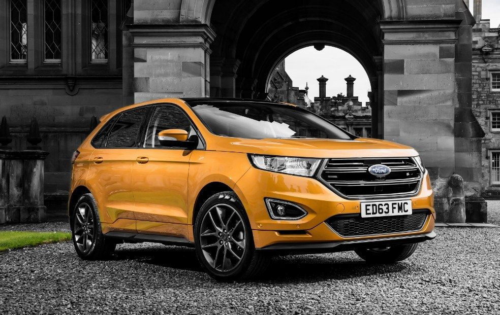 2019 Ford Edge Review And Release Date 20172018 Car