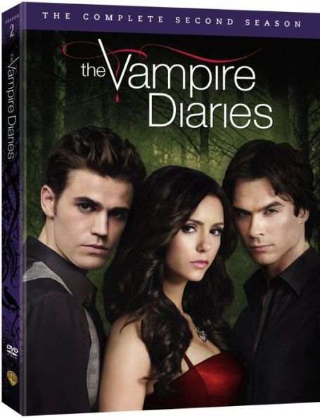 The Vampire Diaries The Complete Second Season In 2020 Vampire
