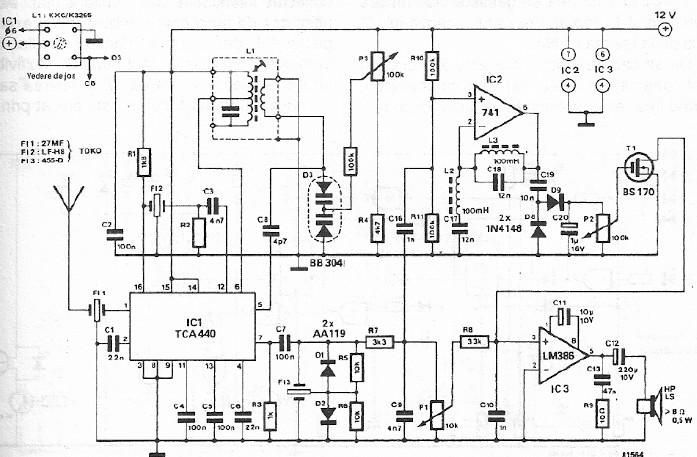 receiver circuit Page 6 : RF Circuits :: Next.gr