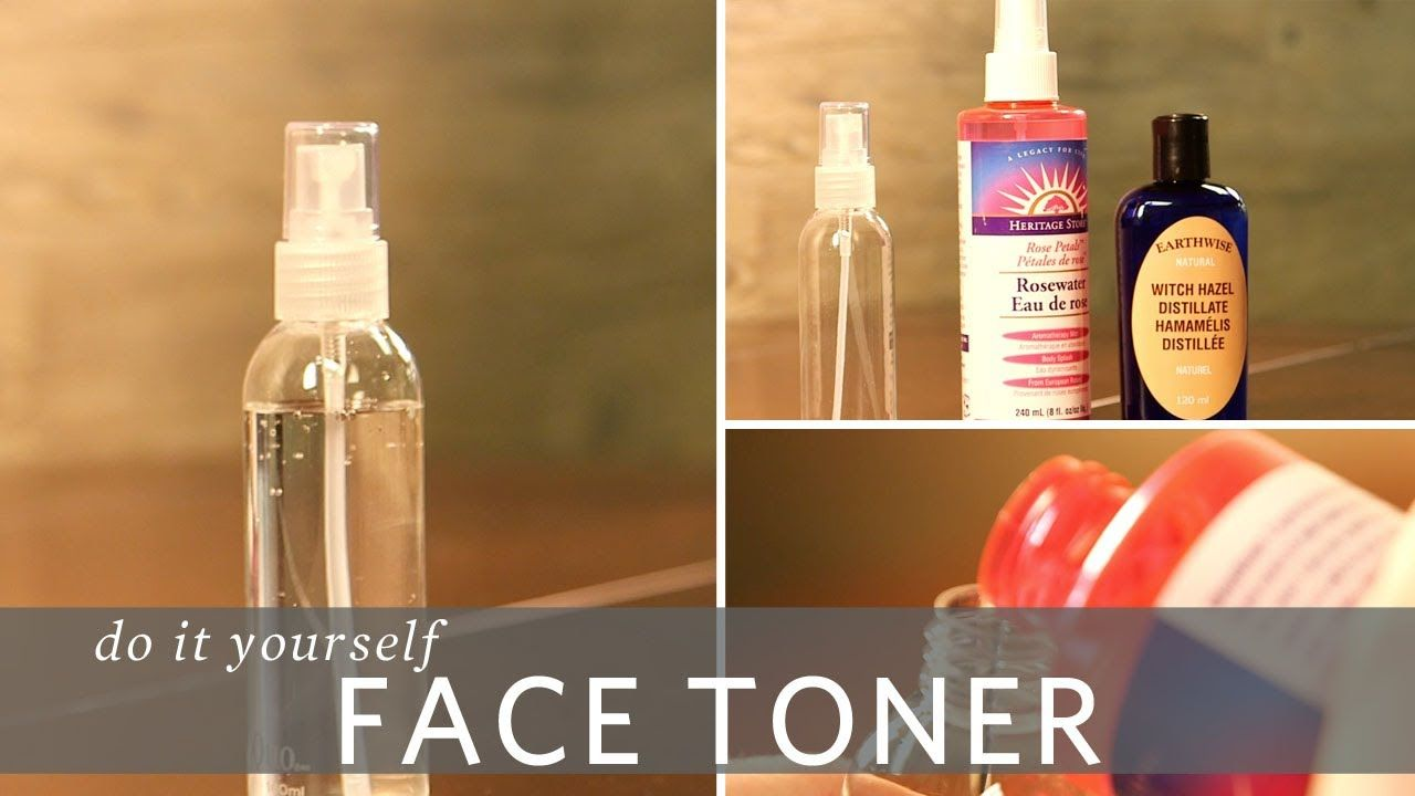 Diy rosewater and witch hazel face toner skincare beauty diy rosewater and witch hazel face toner solutioingenieria Images