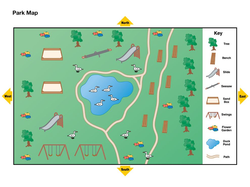 Simple map with key for kids map with map key key or legend simple map with key for kids map with map key key or legend gumiabroncs Choice Image