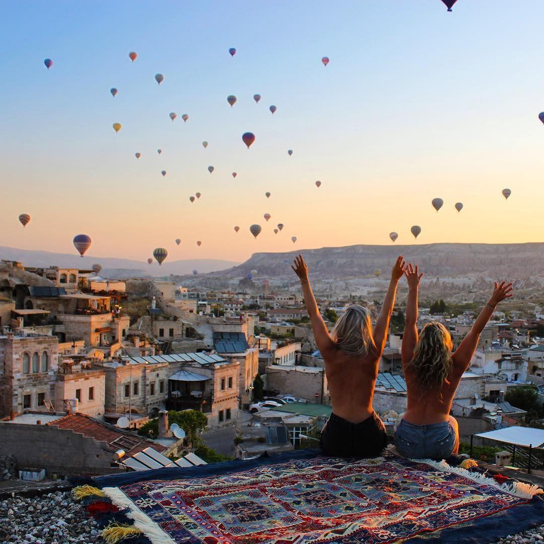 Pin By Jeff Ruti On Turkey In 2019 Cappadocia Turkey