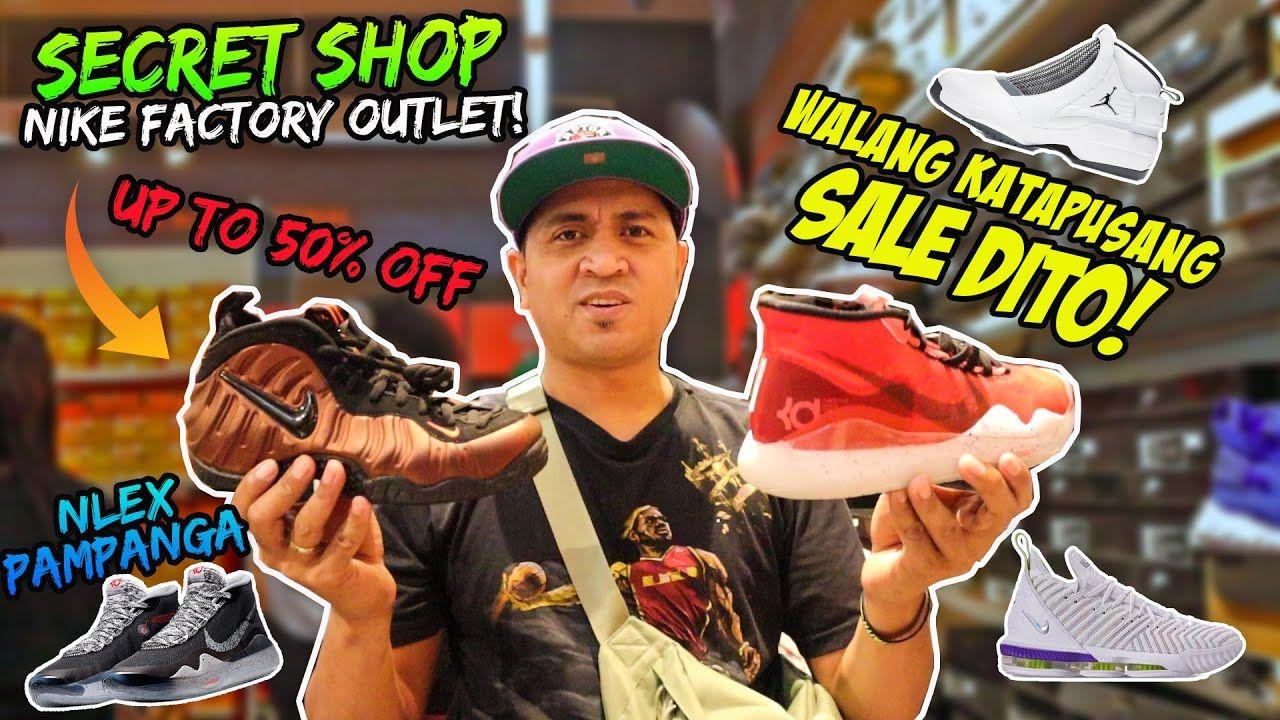 Nike Factory Outlet NLEX Pampanga