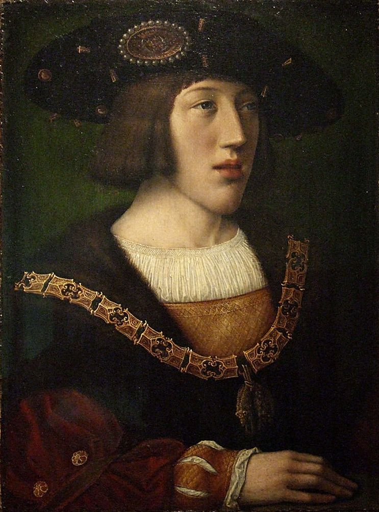 Alberto Durero. Maximiliano I de Habsburgo. 1519. Kunsthistorisches Museum. Viena.