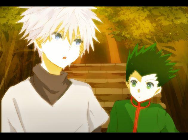 انمي القناص قون و كيلوا Hunter X Hunter Anime Images Hunter