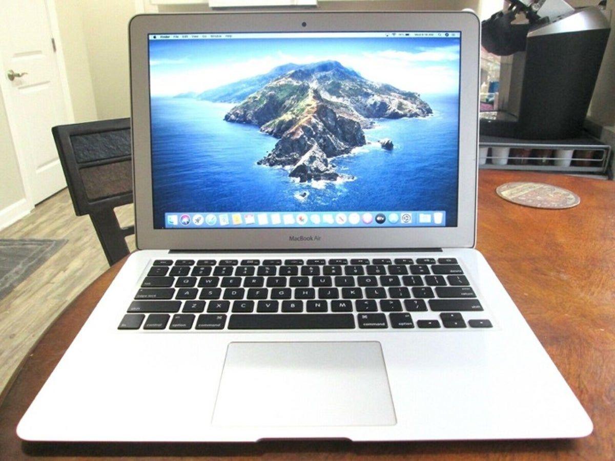 Macbook Air 2017 128gb Ssd 8gb Apple 13 In 2020 Macbook Air Apple Macbook Air Apple Laptop