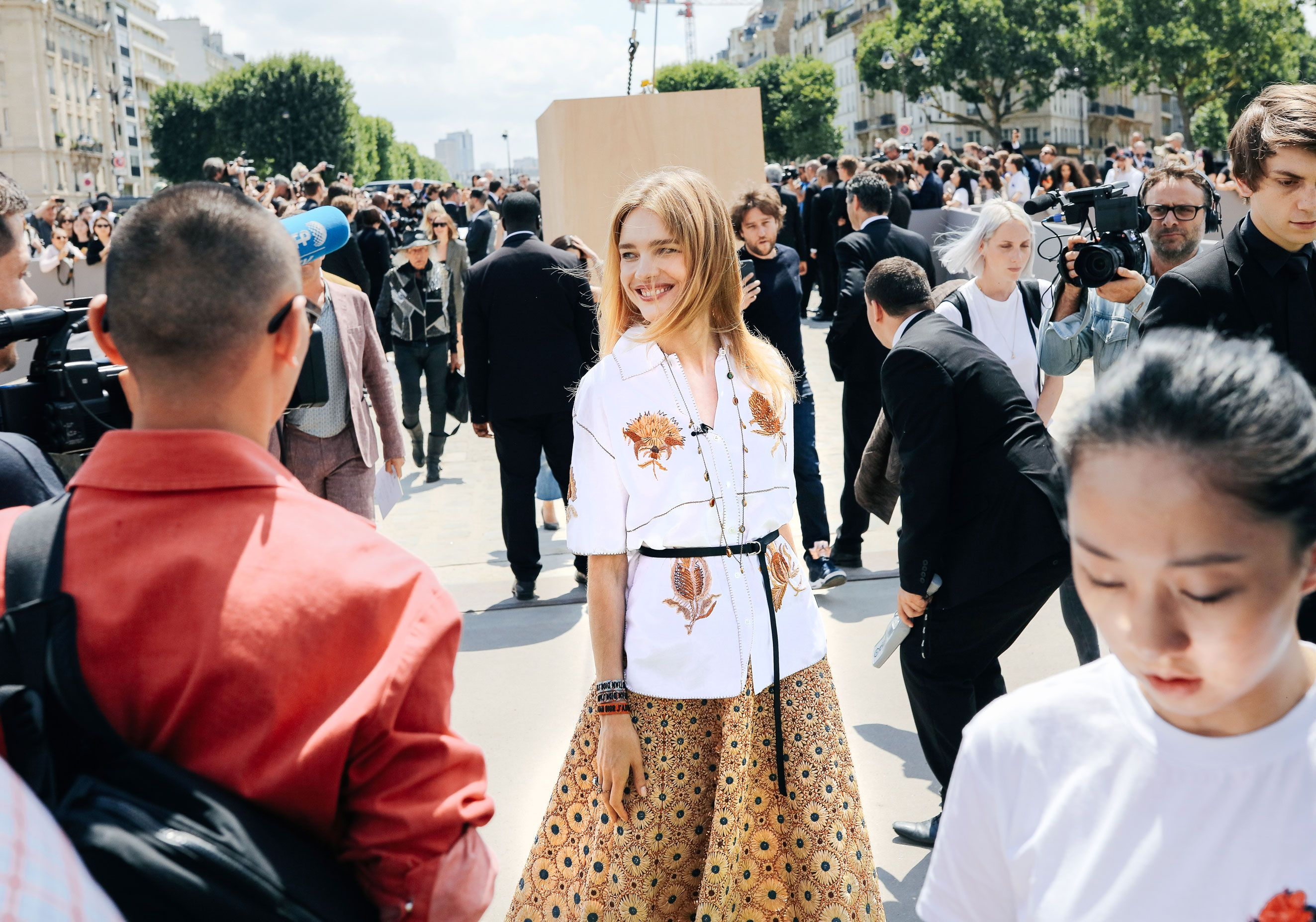 Phil ohus best street style looks from the fall u couture shows in