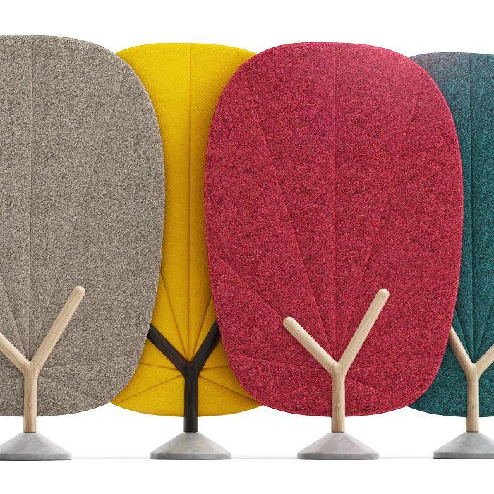 Tree screen panneaux pour intérieur par Redo Design - BED