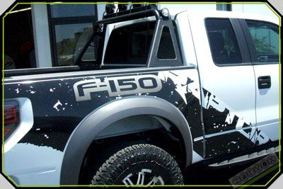 Custom Ford Truck Graphics Google Search Vehicle Wrap Ideas - Decals for trucks customizedtruck decals