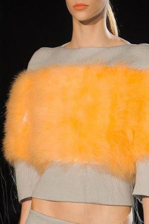 bright furs:  emerging trend