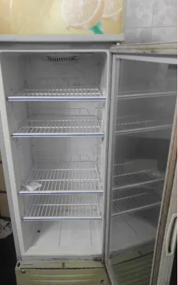 Glass door freezer heavy performance, is up for sale. Used