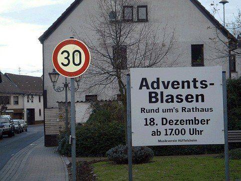 Adventsblasen