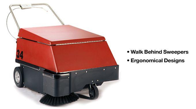 Mar Co Equip Featuring A Factory Cat Model 34 Walk Behind Floor Sweeper 800 423 6220 Www Marcoequip Com Floor Sweepers Flooring Cat Model