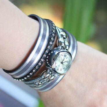 Schmuck online bestellen  Designerschmuck| Designer Schmuck online bestellen - Armband-Uhr ...