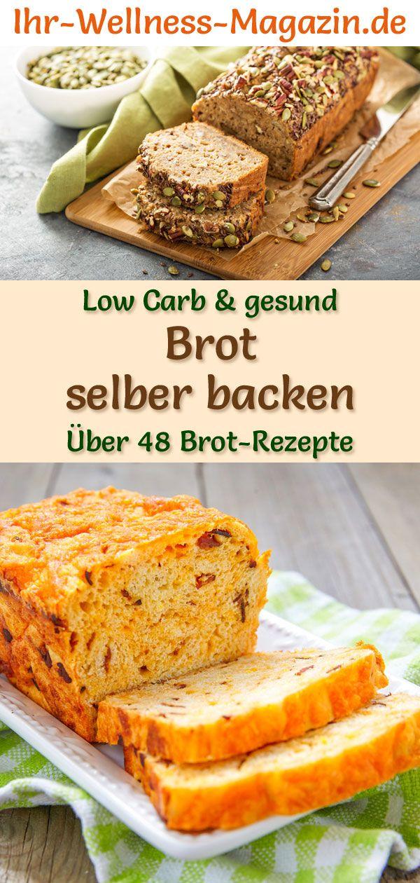 50 semplici ricette di pane a basso contenuto di carboidrati: cuocere il pane sano
