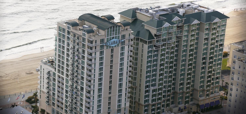 Luxury Resort in Virginia Beach Oceanaire Resort Hotel