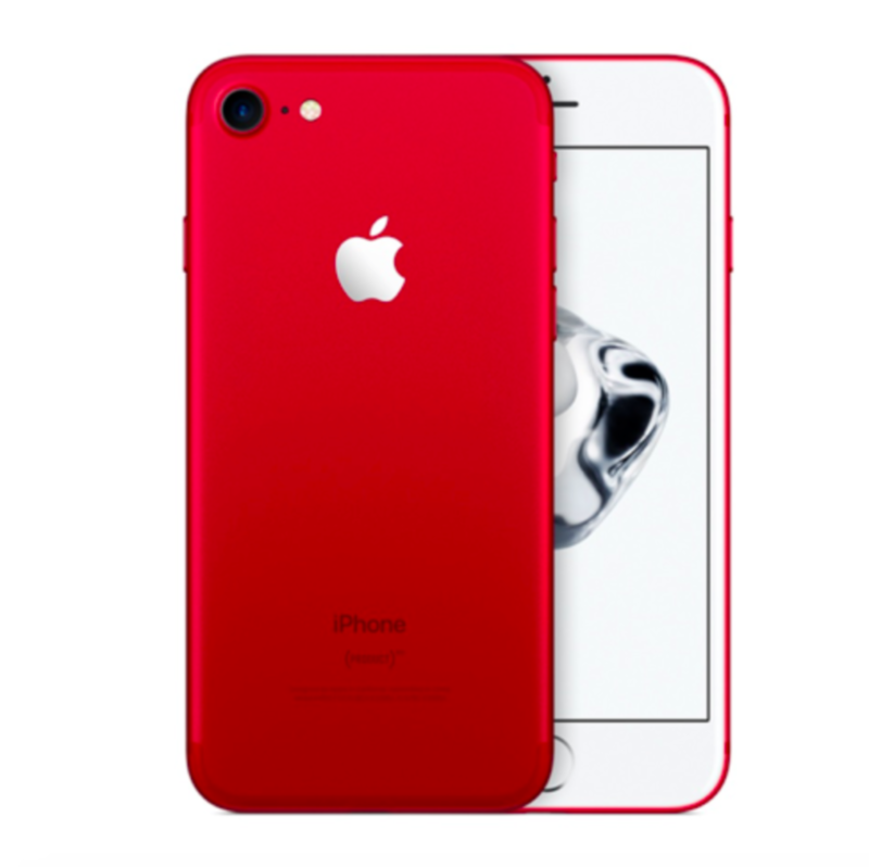 Apple IPhone 7 128GB PRODUCT RED Special Edition USA Model WARRANTY