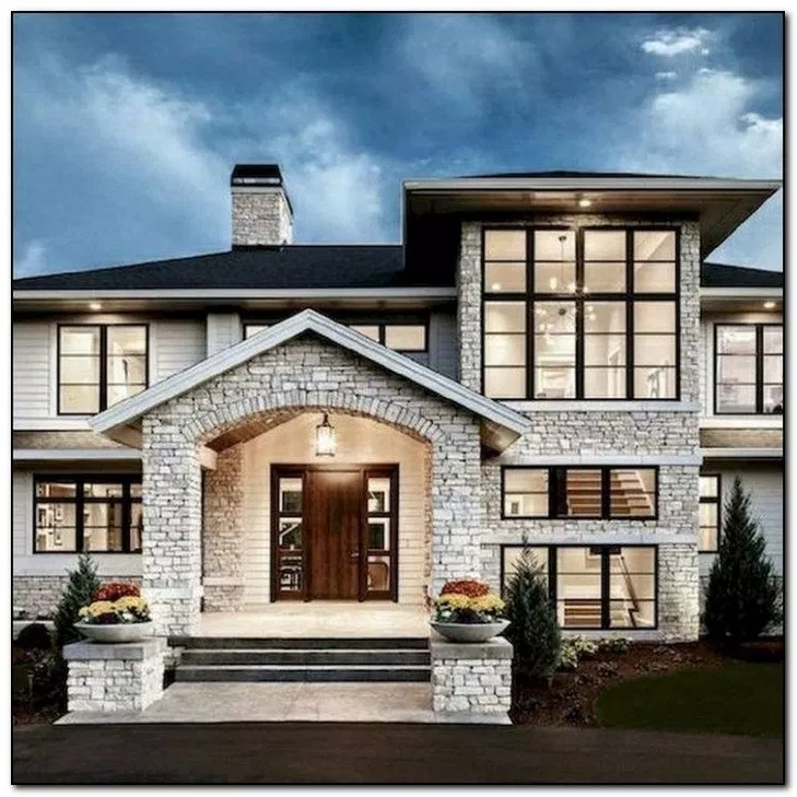 26 Most Popular Modern Dream House Exterior Design Ideas In 2020 House Designs Exterior House Styles House Exterior