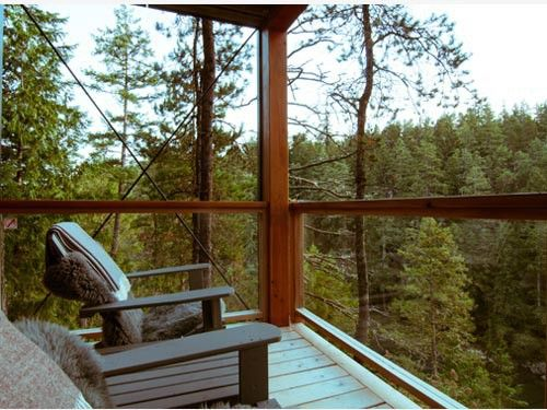 The Treetop Views @ secret cove