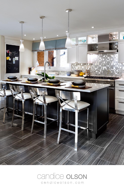 Candice Olson On Kitchen Design In 2021 Modern Kitchen Design Upper Kitchen Cabinets New Kitchen Designs