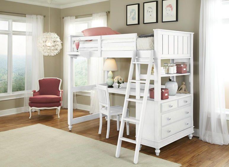 Best Park Place Twin Size Study Loft Bed Twin Size Loft Bed 640 x 480