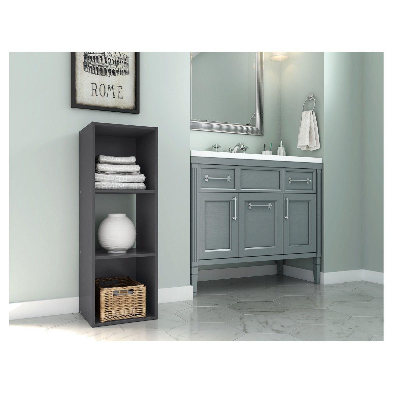 3-Cube Organizer Shelf 11