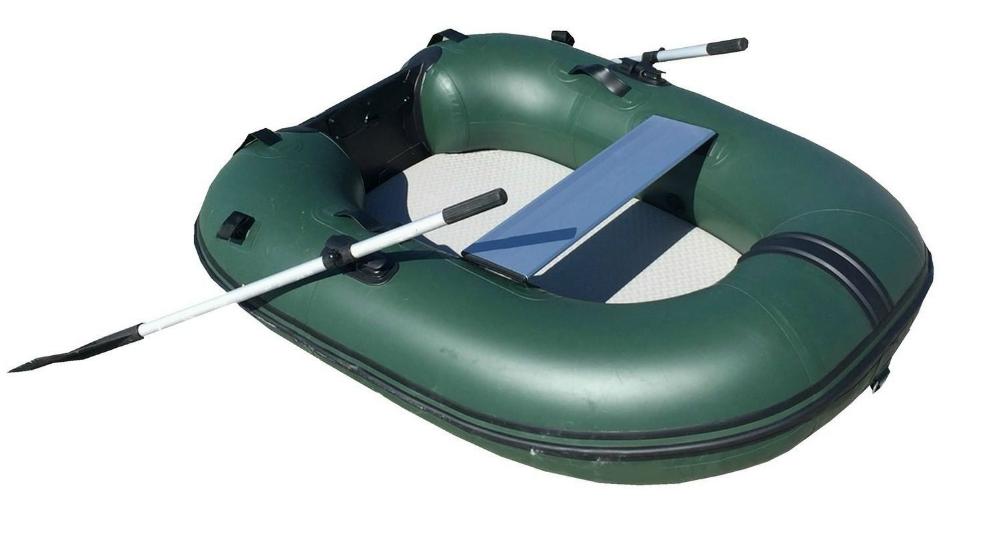 Portable Motoraft Inflatable Fishing Boat Fishing Raft Rafting Inflatable