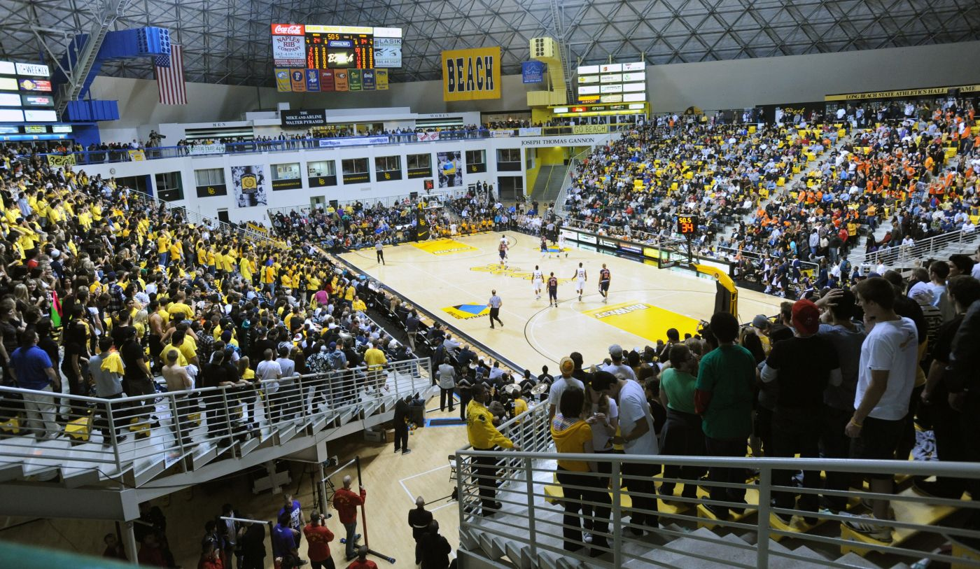 Coolest College Venues You Ve Never Heard Of Long Beach State Long Beach 49ers Images