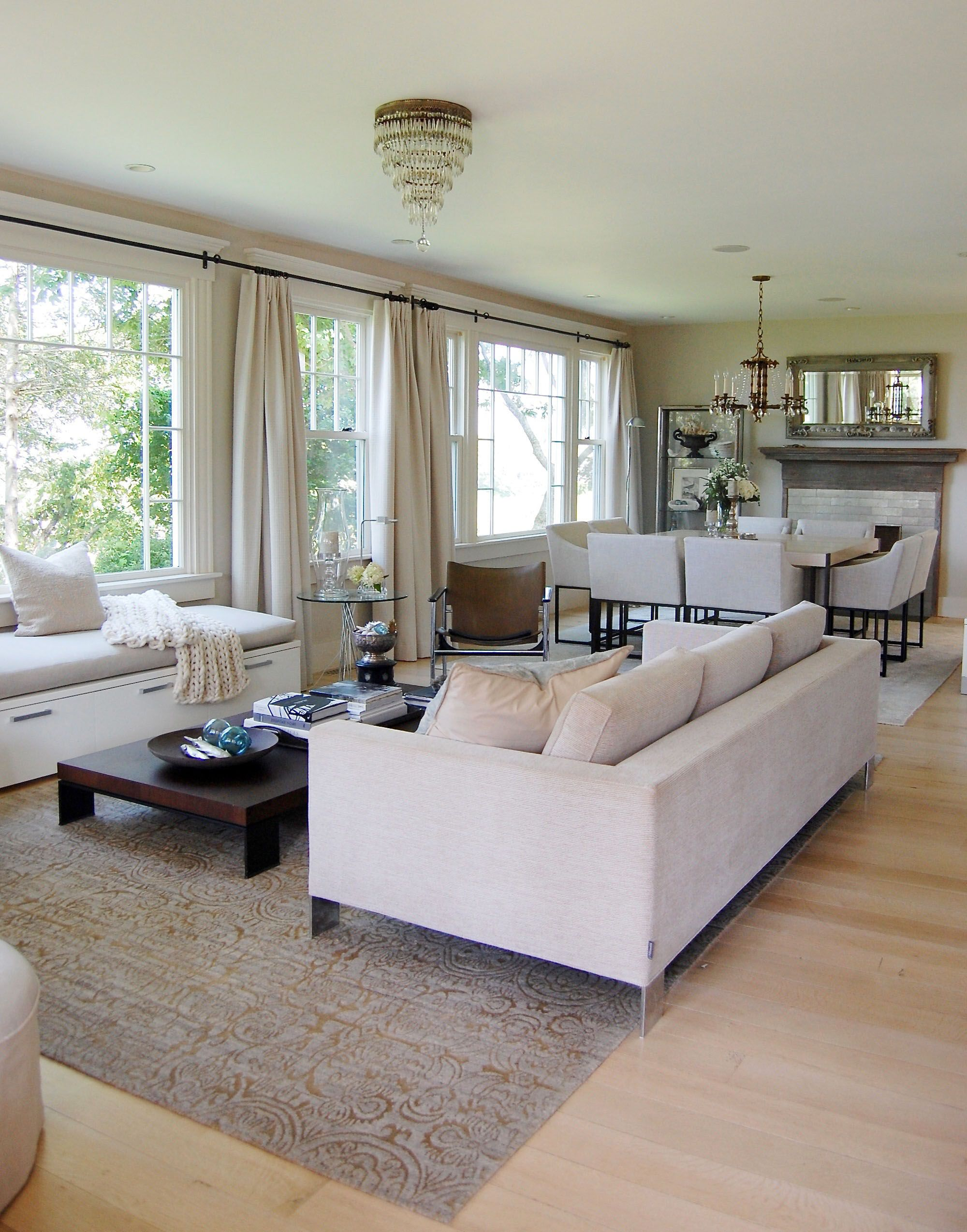 Home Tour Of A Cape Cod Beauty  Access To The Most Amazing Home Fair Contemporary Modern Living Room Decorating Design