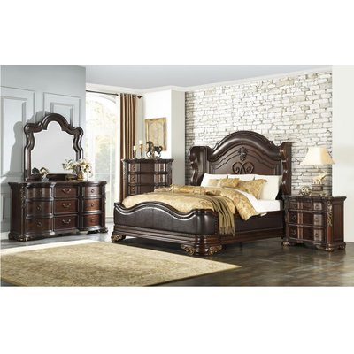 Astoria Grand Montoya Queen Upholstered Standard Bed Bed